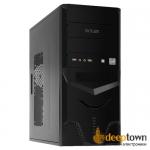 Корпус DELUX DLC-MV427 (ATX, чёрный, без БП)